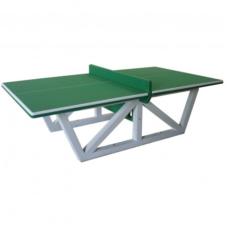 Table de ping pong en b ton - Table ping pong exterieur beton ...